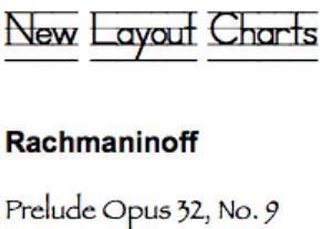 rachmaninoff: prelude op. 32, no. 9