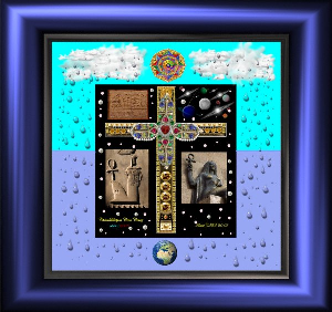 CHRIYST-LIKELY-EN Cross ATUM-ATOM AMEN ANKH | Photos and Images | Digital Art
