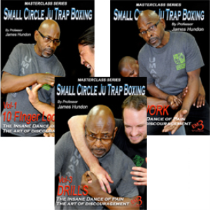 James Hundon - Small Circle - Vol-1-2-3 Video Set | Movies and Videos | Training
