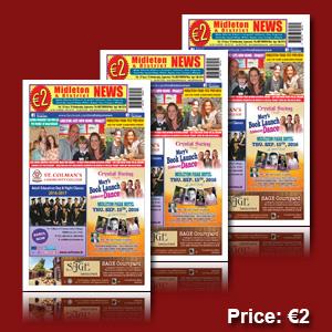 Midleton News September 7 2016 | eBooks | Magazines