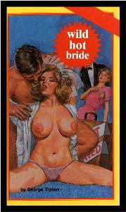 wild hot bride