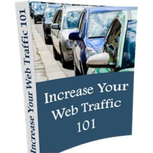 increase your web traffic 101