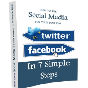 social media for your business 'in 7 simple steps'