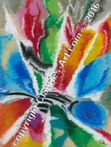 "Claude's Art:   Dessin # 43G – ""The Big Bang"" HD   Photos and Images   Abstract"