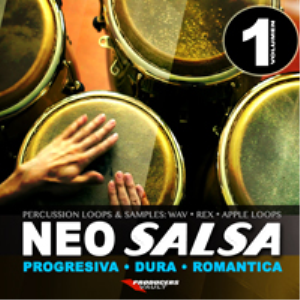 neo salsa vol.1 (salsa progresiva dura romantica) loops & samples