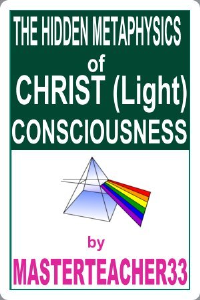 metaphysics of christ consciousness