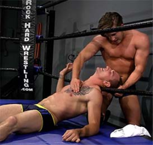 2701-Alex Waters vs Wes Richards | Movies and Videos | Action