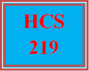 HCS 219 Week 4 Insurance Training | eBooks | Education