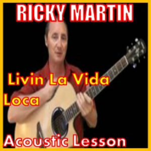 Learn to play Livin La Vida Loca by Ricky Martin | Movies and Videos | Educational