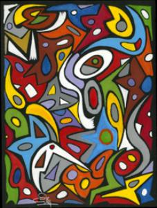 claude's art:   dessin # 195 hd