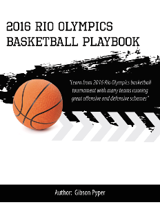 2016 rio olympics basketball playbook