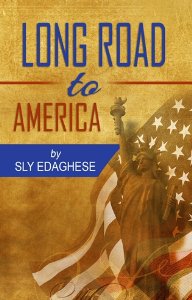 long road to america, by sly edaghese