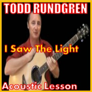 Learn to play I Saw The Light 2 by Todd Rundgren | Movies and Videos | Educational
