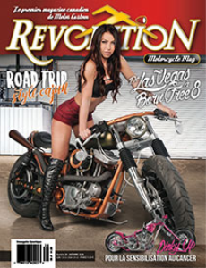revolution motorcycle magazine vol.38 francais