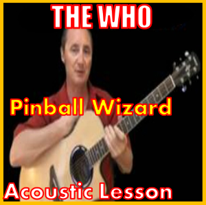 Learn to play Pinball Wizard by The Who | Movies and Videos | Educational