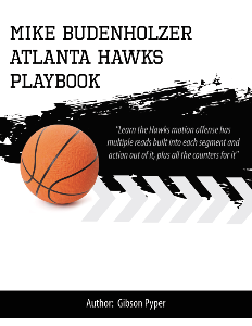 mike budenholzer atlanta hawks playbook