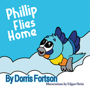 phillips flies home