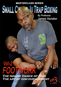 james hundon - vol-2 footwork