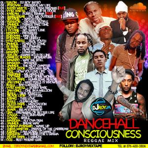 dj roy dancehall consciousness mixtape