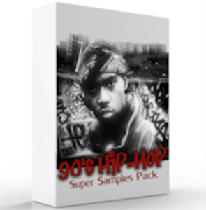 90's hip-hop super samples pack