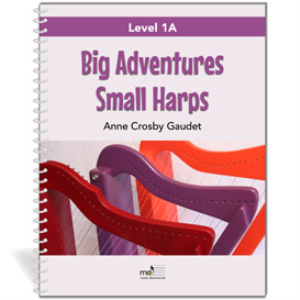big adventures small harps, level 1a (e-book + mp3s) - private studio