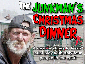 the junk man's christmas dinner