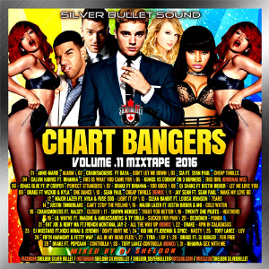 silver bullet sound - chart bangers mix vol 11 (october 2016)
