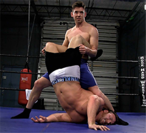 2702-Ethan Andrews vs Austin Cooper | Movies and Videos | Action