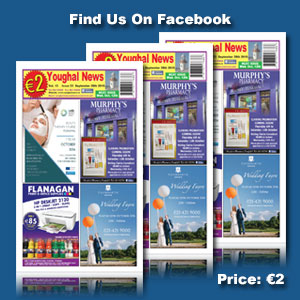 Youghal News September 28th 2016 | eBooks | Magazines