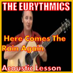 Learn to play Here Comes The Rain Again by The Eurythmics | Movies and Videos | Educational