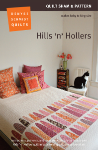 Hills 'n' Hollers | Crafting | Sewing | Other