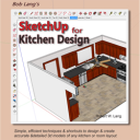 SketchUp for Kitchen Design | eBooks | Home and Garden