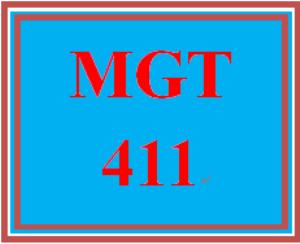 MGT 411 Week 4 Innovation/Entrepreneurial Change Paper | eBooks | Education