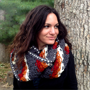 crochet pattern for dashing cowl