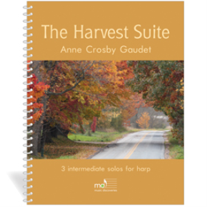 the harvest suite, harp solos