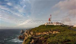 stock photo from cabo da roca, portugal