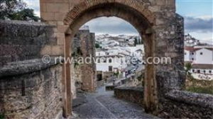 stock photo from ronda, spain