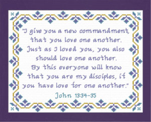First Additional product image for - New Commandment