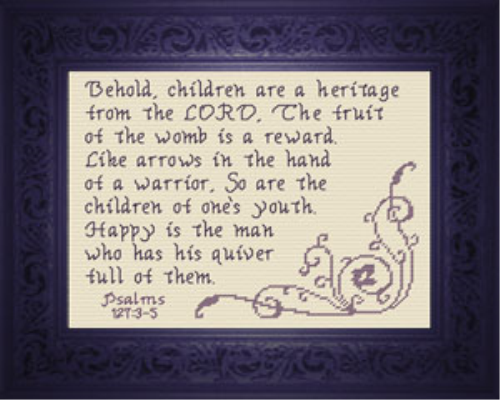 First Additional product image for - Children are a Heritage