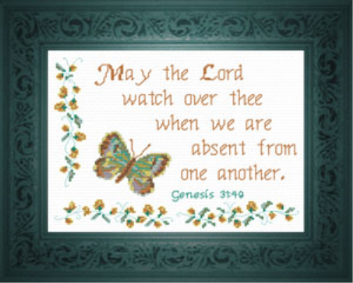 First Additional product image for - May The Lord Watch