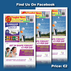 Youghal News October 13th 2016 | eBooks | Magazines