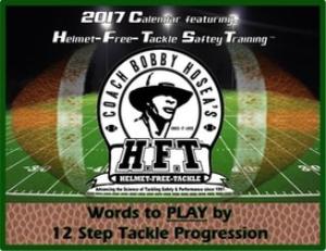 2017 helmet-free-tackle calendar