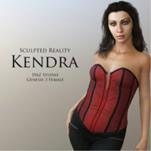 g3f sculpted reality: kendra