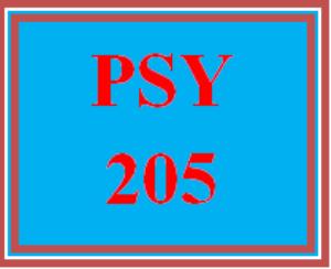 psy 205 week 4 personal milestone flowchart