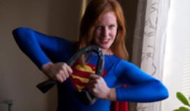 super shelly girl of steel photoshoot