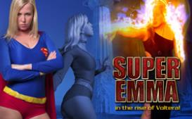 Super Emma #9: The Amulet Pt 1 | Photos and Images | Digital Art