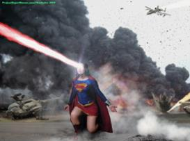 super lois photoshoot: woman of steel