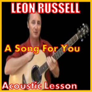 Learn to play A Song For You (Leon Russell) | Movies and Videos | Educational