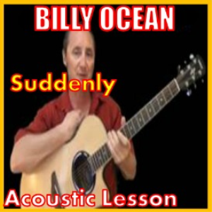 learn to play suddenly by billy ocean