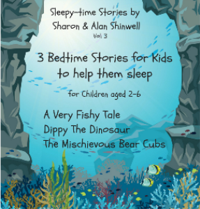 oliver, emma & some of their favourite creatures. 3 bedtime stories for kids. vol:3